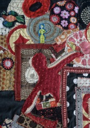 Carol Marshall | My Rescue (detail), 2015