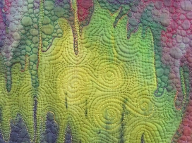 Peggy Wright   Nebula (detail)